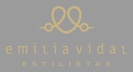 Logo Emilia Vidal Estilistas